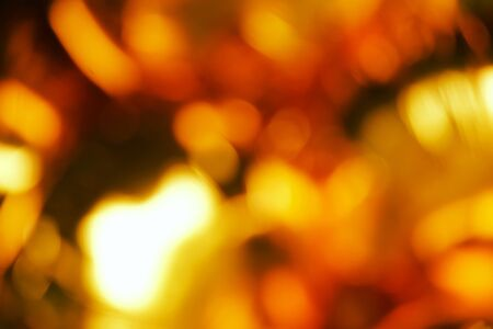 Gold sparkle Glowing Abstract blur background