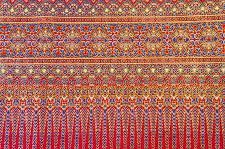 hand woven: Old style Thai Silk