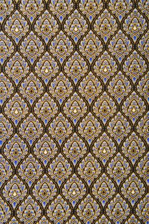 thai silk: Old style Thai Silk