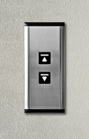 Elevator Button Stock Photo - 10757597