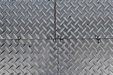 grunge diamond metal background Stock Photo - 10757560