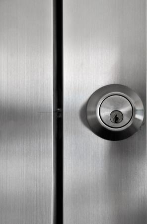 cerrar la puerta: teclas (bloqueo)