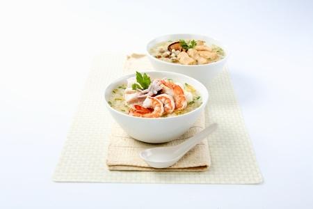 Chinese cuisine, rice porridge