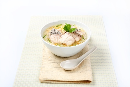 Chinese cuisine, rice porridge