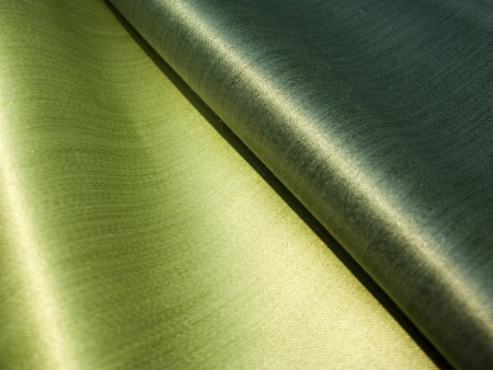 close up of silk textured cloth background