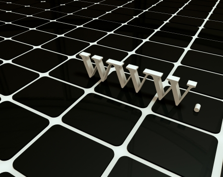 World wide web Stock Photo - 15141923