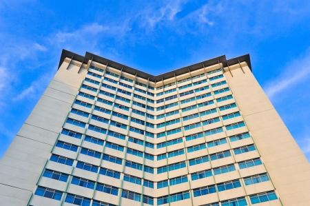 Hotel building Stock Photo - 15142002