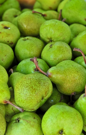 fresh pear fruits Stock Photo - 15142029