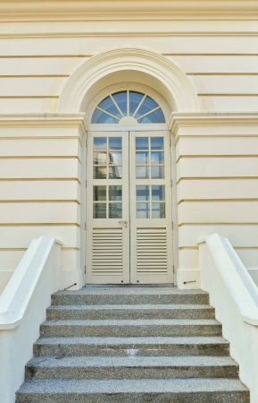 A roman style building with columns Stock Photo - 15141938