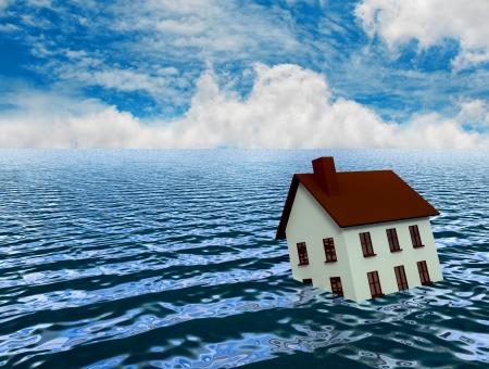 housing crisis: Housing Crisis Stock Photo
