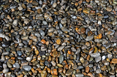 Gravel texture Stock Photo - 15245241
