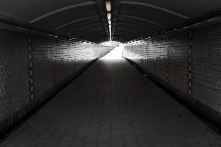 Tunnel  Stock Photo - 15245237