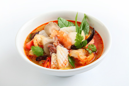 yum: Tom Yum Soup