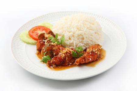Chicken with Garlic photo