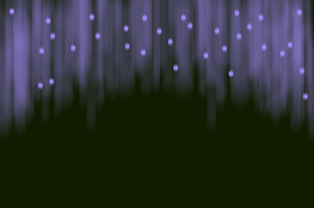 Abstract background with magic light Stock Photo