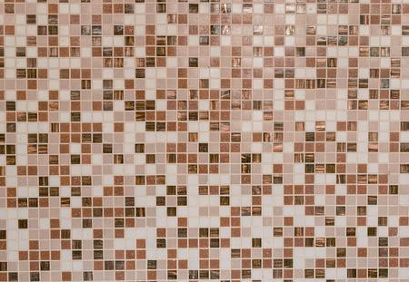 beige tiles - vintage filter Stock Photo
