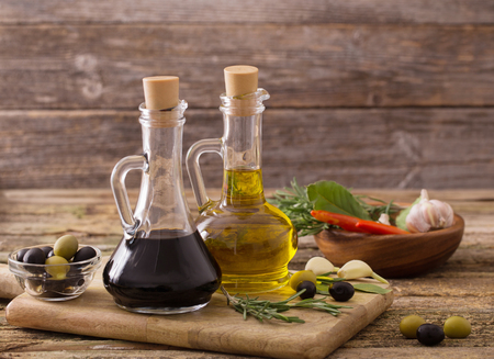cooking oil: olive oil flavored with spices and other ingredients