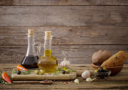olive green: olive oil flavored with spices and other ingredients