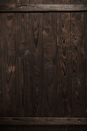 old wooden striped vintage background Foto de archivo - 131858447