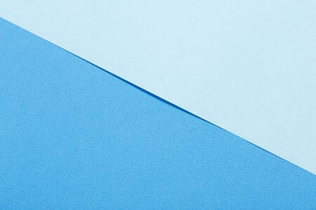 blue and light blue paper background