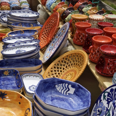 glazes: Pottery from Tunisia
