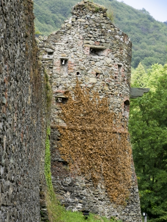 broken hill: Beautiful tower ruin