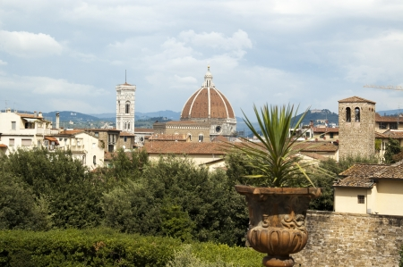 citytrip: View on Florence