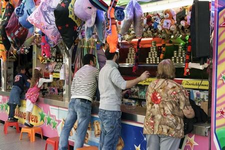 joyride: Fairground attraction Editorial