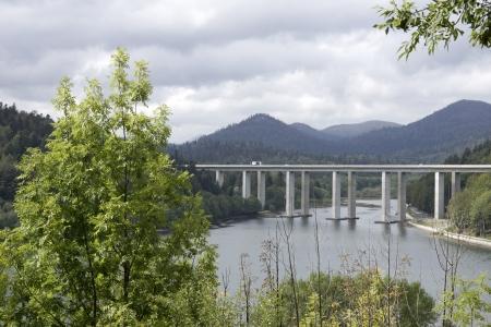 krk: Bridge to the island Krk