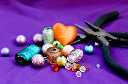 bijoux: Beads making equipment