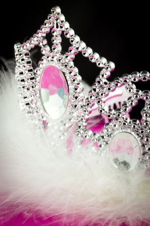Tiara With Jewels - Crown - Beauty Related  Stock Photo