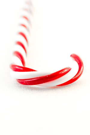 holiday symbol: Christmas candy cane - holiday symbol