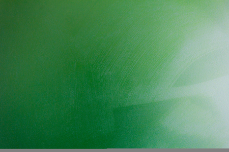 Abstract green background with white lines
