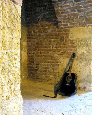 squelch: lonely guitar