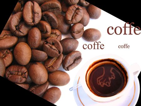 one more cup of coffe Stock Photo - 2972719