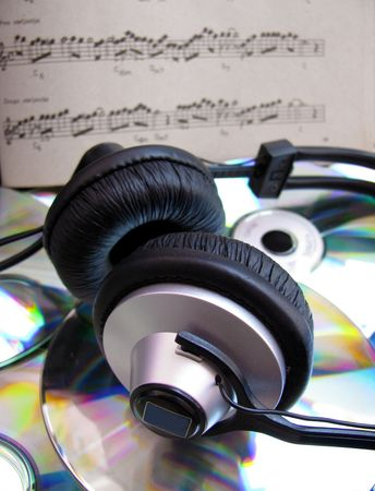 stanza: music all around Stock Photo