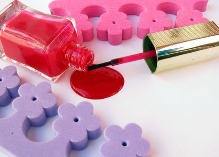 matte: nail polish