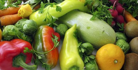 fruits and vegetables Stock Photo - 3721420