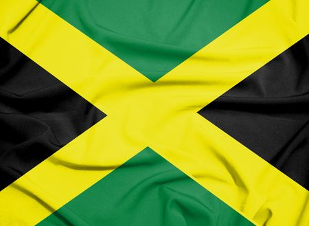 multi national: jamaica flag