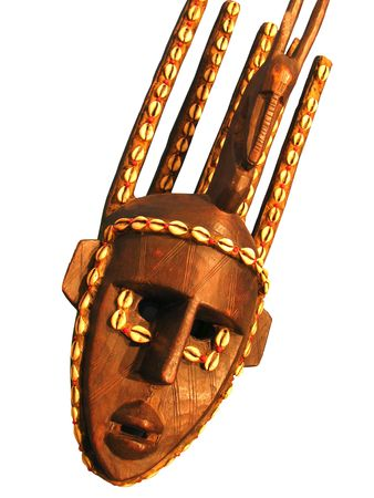 african mask Stock Photo - 5546765