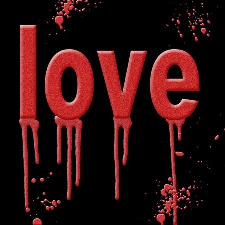 twain:  love background