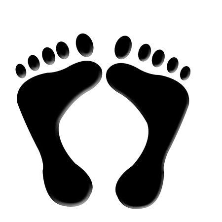 Human feets Stock Photo - 6563799