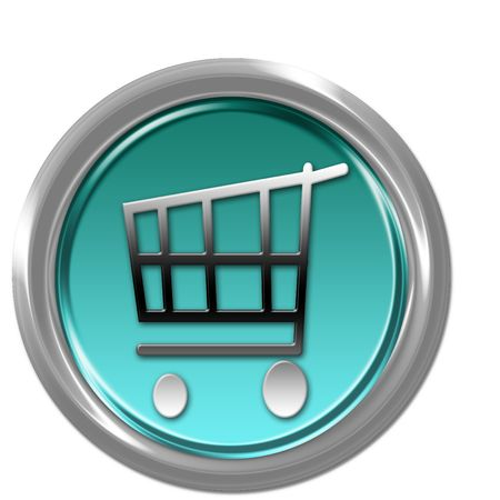 Shopping button photo