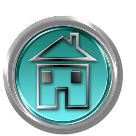 3d bungalow: Home button
