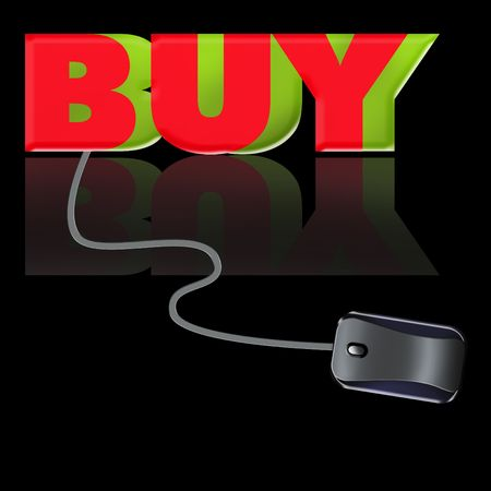 online shopping Stock Photo - 6725183