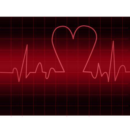 Heart Beats Stock Photo - 6851489