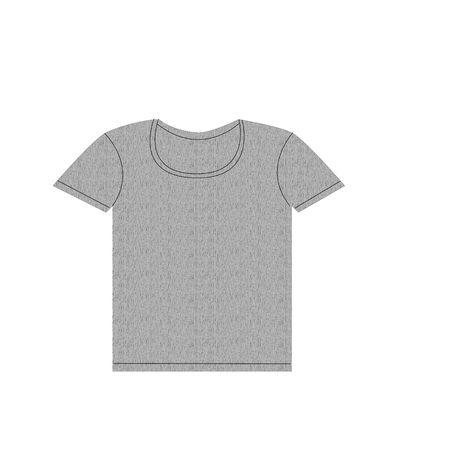 T-Shirt ilustration photo