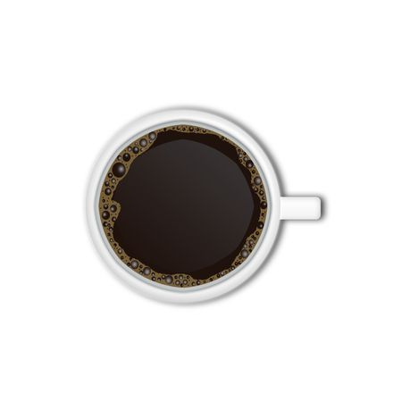 one more cup of coffee Stock Photo - 7339681