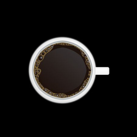 one more cup of coffee  Stock Photo - 7339692