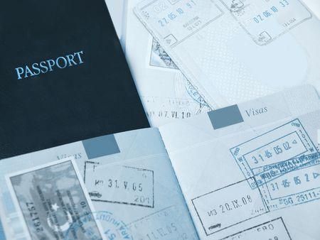 visa: passport and visas